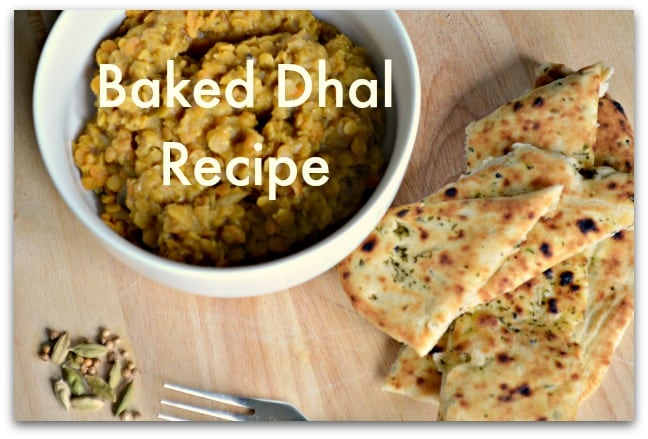 Baked Dhal Recipe