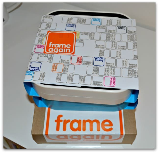 Frame Again Packaging