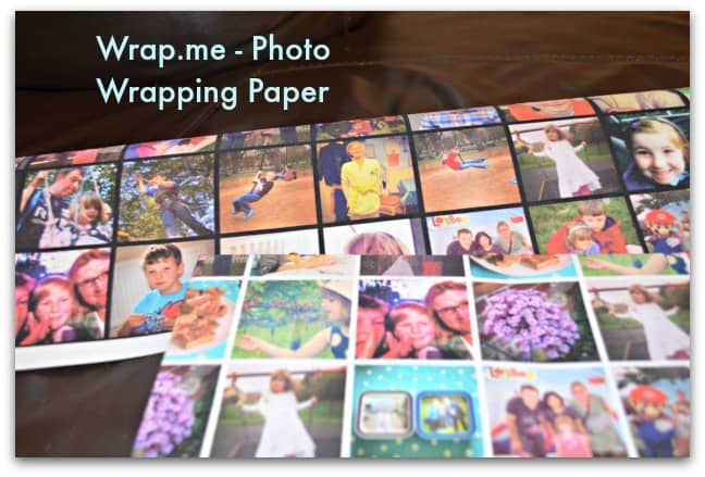 Wrap.me - Photo Wrapping Paper