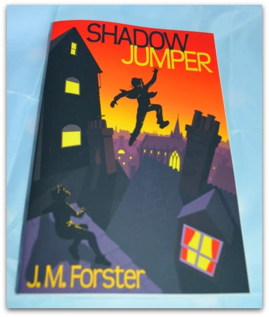 Shadow Jumper - J.M. Forster