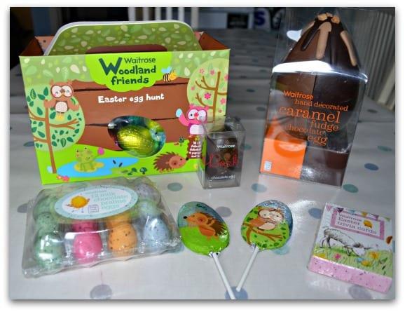 Easter at Waitrose