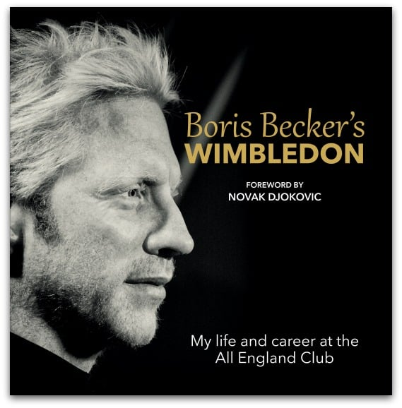 Cover - Boris Becker's Wimbledon