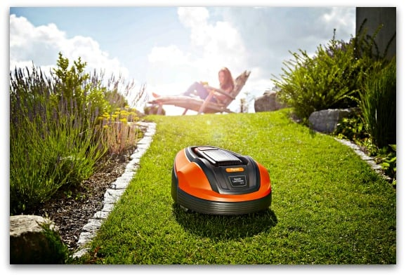 Flymo Robotic Mower 1200R