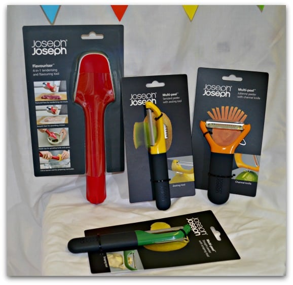 Kitchen utensils from Joseph Joseph