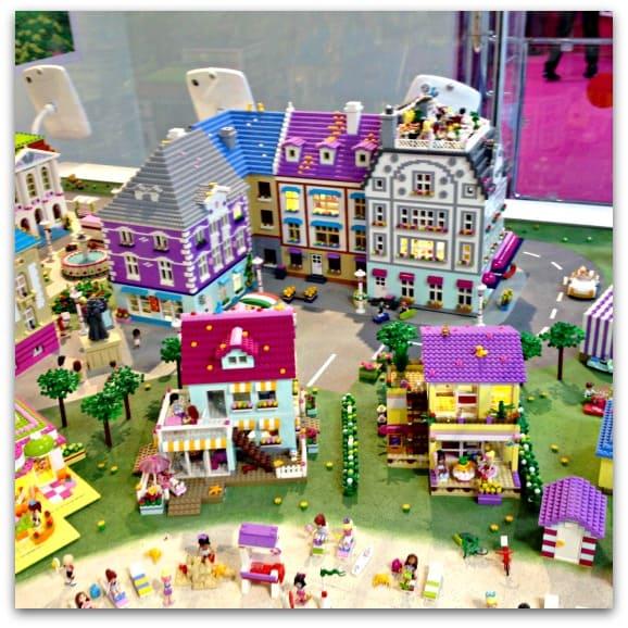 Fan Designed Lego Friends Heartlake City: #HeartlakeCity 2015 At LEGOLAND Windsor