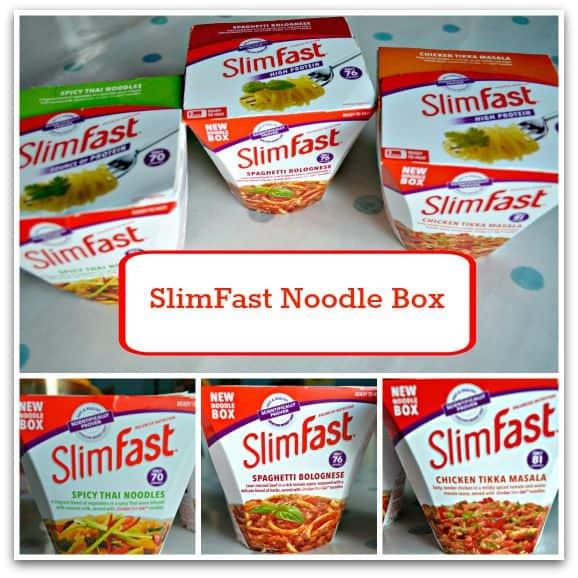 SlimFast Noodle Box