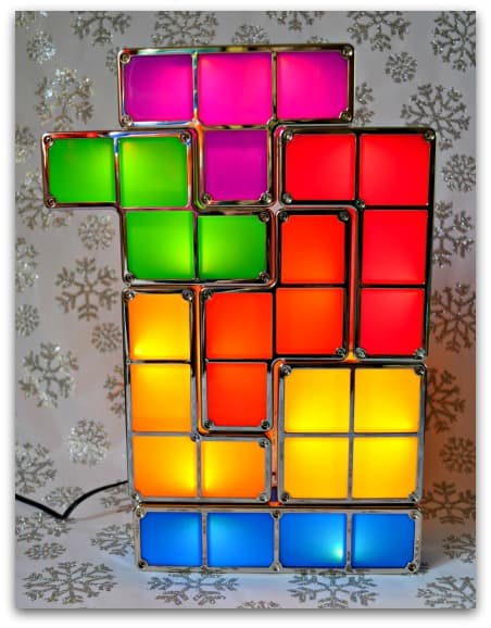 Xmas Gift Guide Tetris Lamp 2