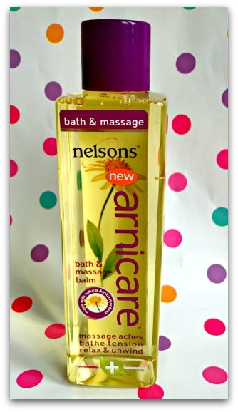 Mother's Day Gift Guide Nelsons arnicare Bath and Massage Balm