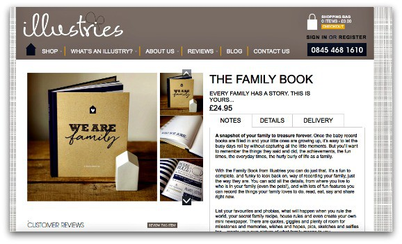 The Family Book from Illustries