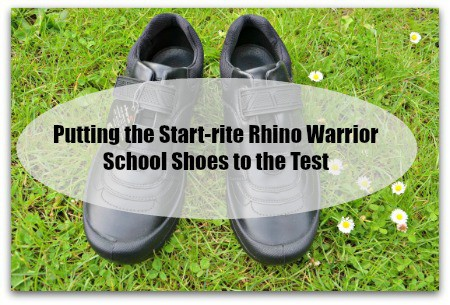 79f7cb526705e Putting Start-rite Rhino Warrior School Shoes to the Test - Stressy ...