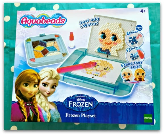 Aquabeads Frozen Playset Box