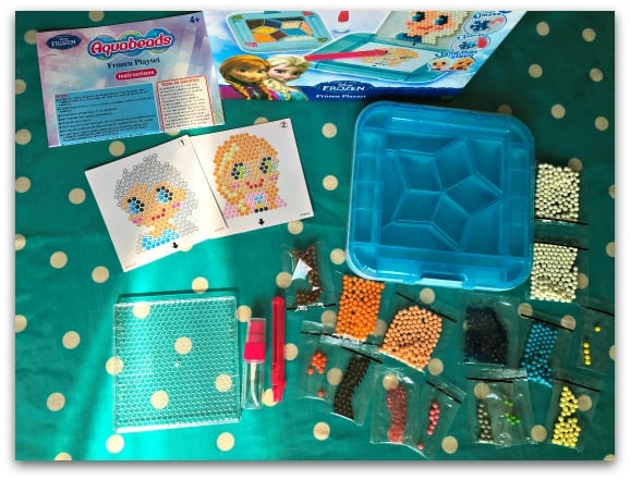 Aquabeads Frozen Playset Contents