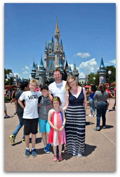 Creating Family Memories at Walt Disney World Resort