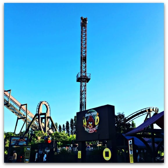 The Detonator at Thorpe Park