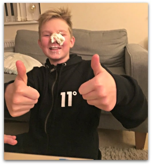 Pie Face 2