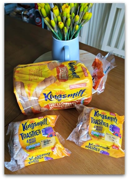 New products from Kingsmill