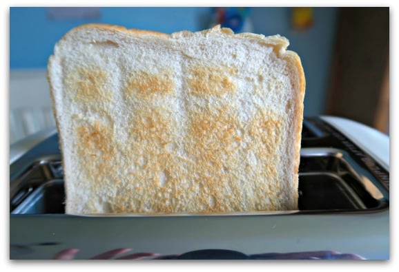 Perfect toast