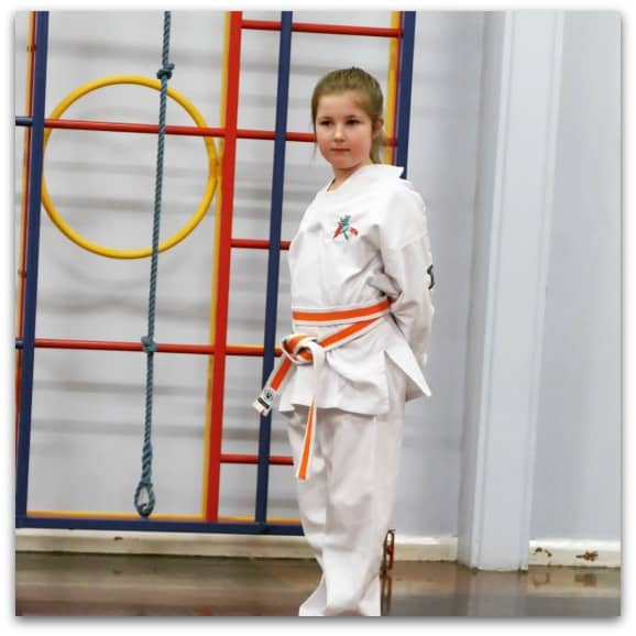 collecting moments february Tae Kwon Do