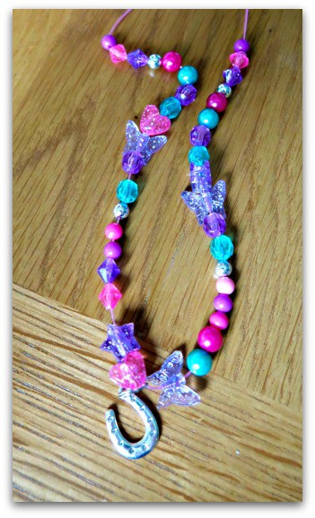 CraftBox Fairy Charm Jewellery Finished Necklace 2