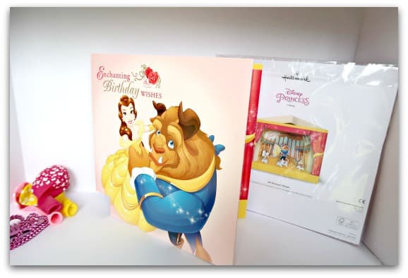 Disney Princess Cards from Hallmark