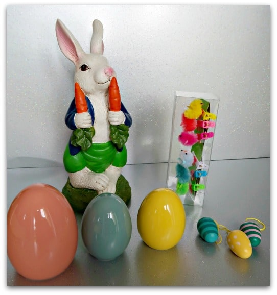 Easter goodies from Flying Tiger