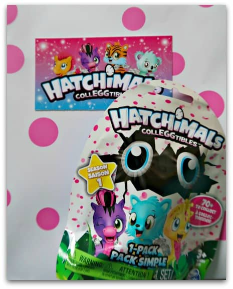 Introducing Hatchimals CollEGGtibles