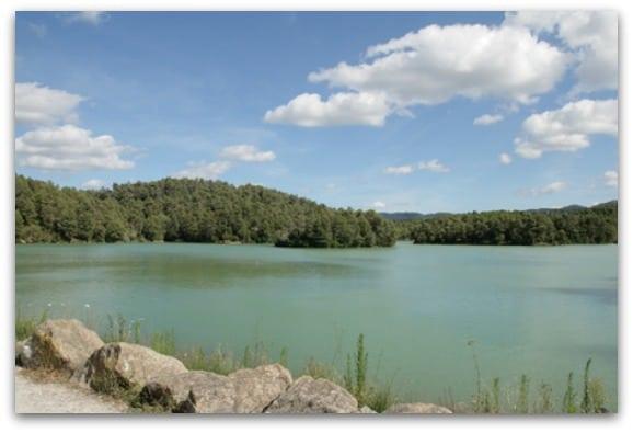 Lac de la Cavayere Carcassonne