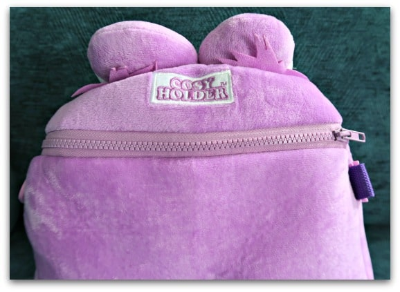 Bailey Cosy Holder Rear View