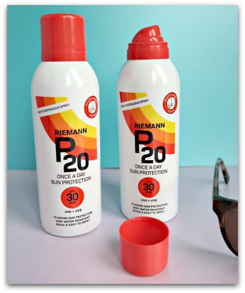 Riemann P20 Sun Protection