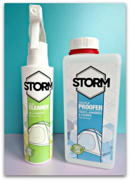 Storm Tent Cleaner and Textile Proofer