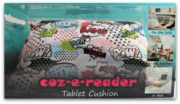 coz-e-reader Tablet Cushion
