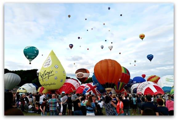 Bristol International Balloon Fiesta 2017