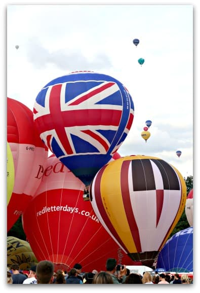 Bristol International Balloon Fiesta 2017-4