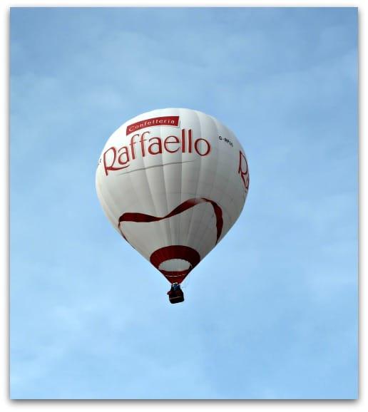 Bristol International Balloon Fiesta 2017 Sunday Evening Ascent