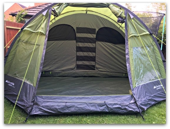 For Family Campers – Eurohike Rydall 600 6 Person Tent Review