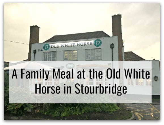 A Family Meal at the Old White Horse in Stourbridge