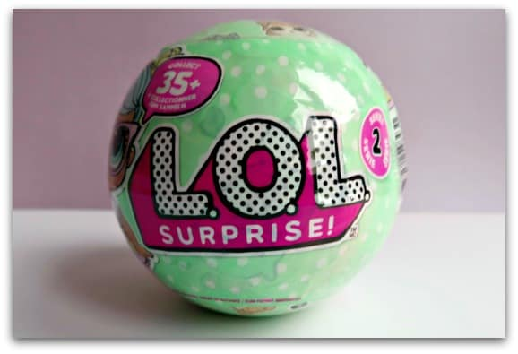 The new L.O.L. Surprise! Series 2 has arrived