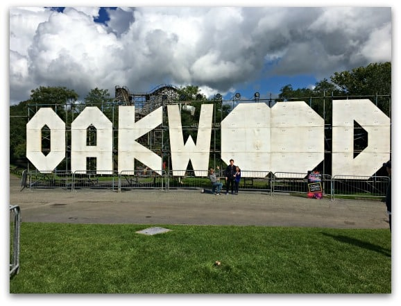 Oakwood Park in West Wales is a great family day out with something for kids of all ages