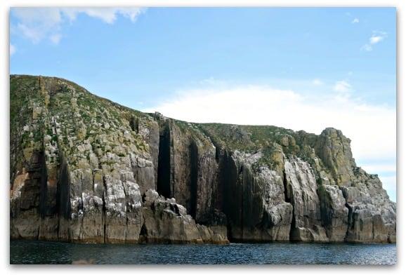 St Margaret's Island Tenby Wales