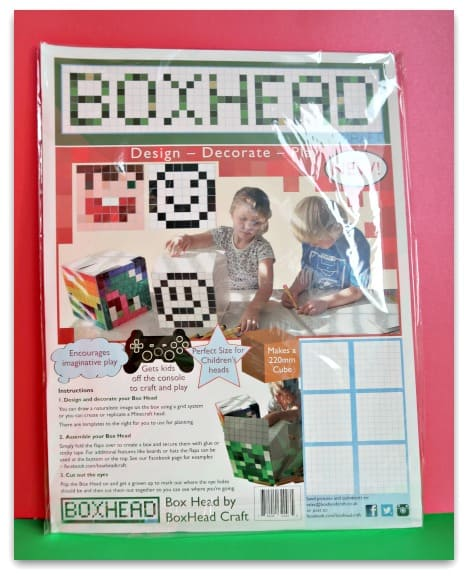 BOX Head By BoxHead Craft