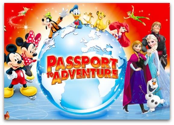 Disney On Ice Passport to Adventure coming soon to Arena Birmingham