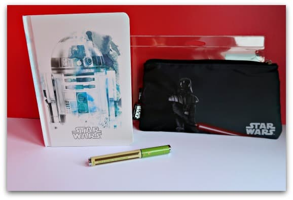 Star Wars Stationery from Sheaffer