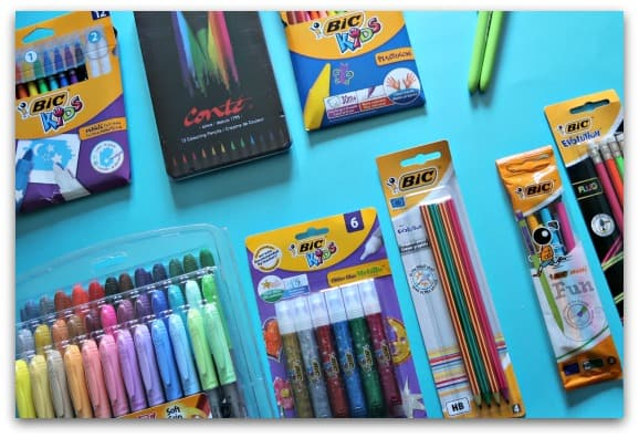 Stationery experts BIC have certainly been responsible for a few creative masterpieces in this house