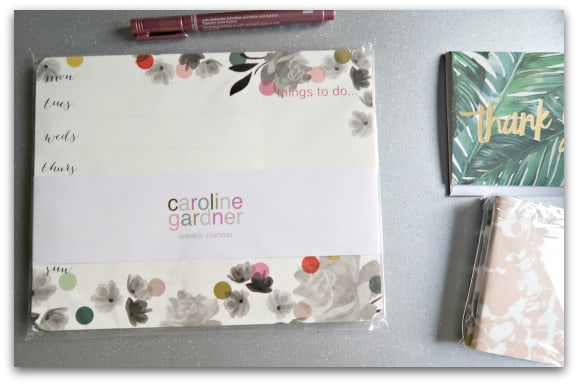 Gorgeous stationery treats from Peachy Packages