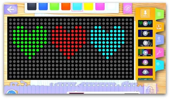 Project Mc2 Pixel Purse Using the App
