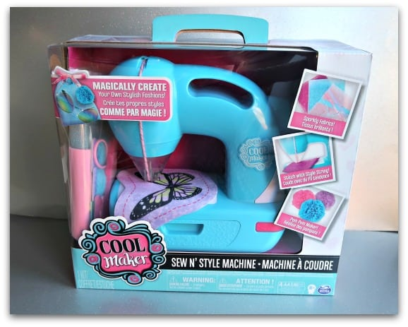 Cool Maker Sew N Style Sewing Machine Review Stressy Mummy