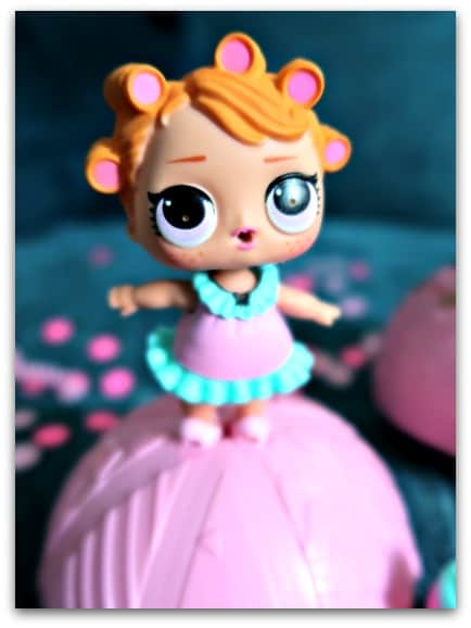 Meet Babydoll, our latest L.O.L. Surprise! Doll from Series 3 Confetti Pop