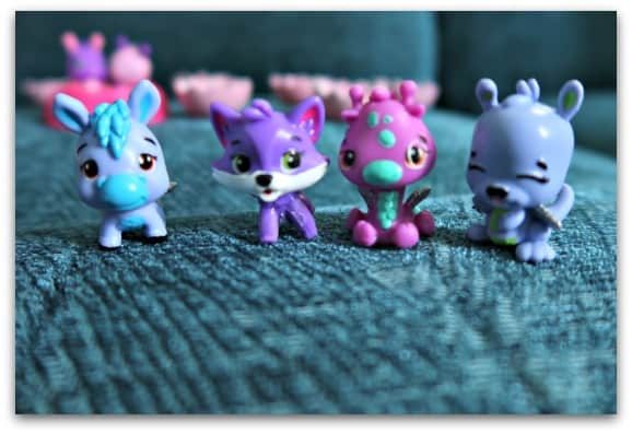 Our new Hatchimals CollEGGtibles Season 2 Characters