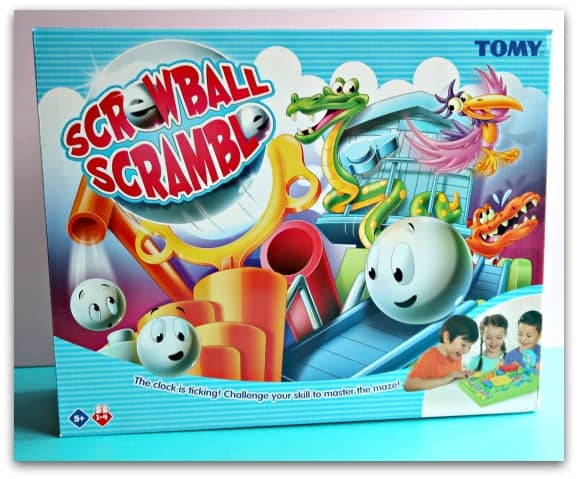 Favourite Games - Screwball Scramble - Stressy Mummy