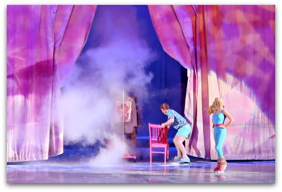Disney On Ice Worlds of Enchantment Barbie and Ken from Toy Story 3